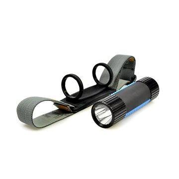 Solight ruční a čelová LED svítilna 2v1 (WL105)