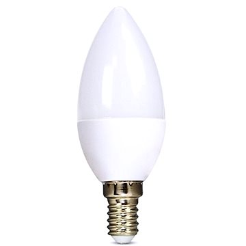 Solight LED žárovka svíčka E14 6W 3000K (WZ409)