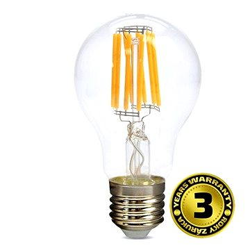 Solight LED žárovka E27 8W 3000K (WZ501)