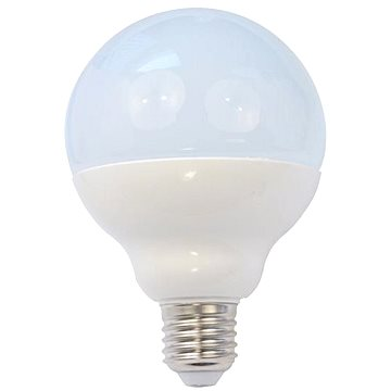 Solight LED žárovka globe E27 18W 3000K (WZ513)