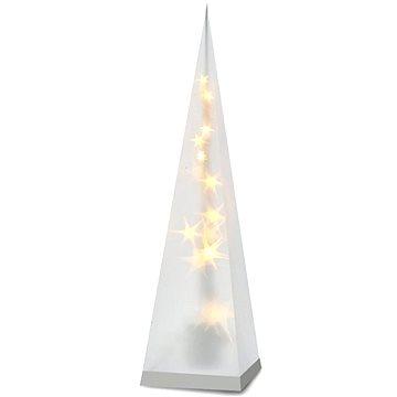 Solight LED pyramida, teplá bílá (1V43)