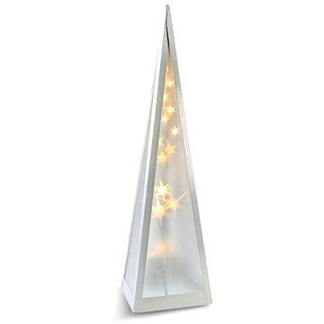 Solight LED pyramida, teplá bílá (1V44)