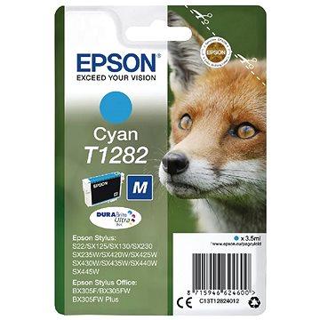 Epson T1282 azurová (C13T12824012)