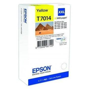 Epson T7014 XXL žlutá (C13T70144010)