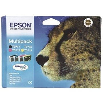 Epson T0715 - originální