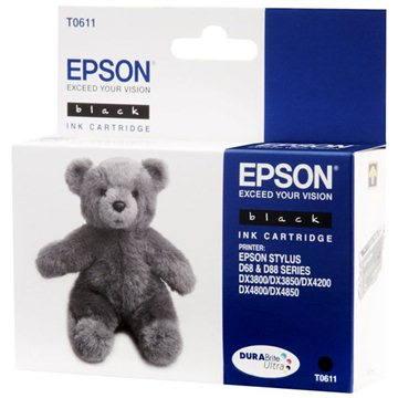 Epson T0611 černá (C13T06114010)