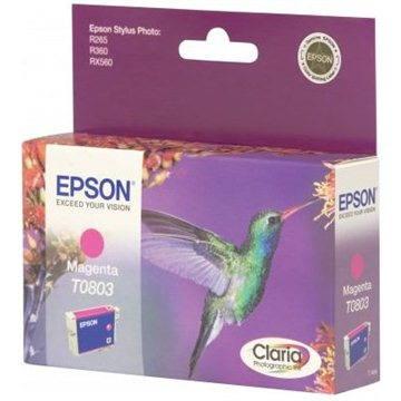 Epson T0803 purpurová (C13T08034011)