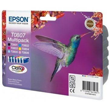 Epson T0807 - originální