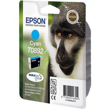 Epson T0892 azurová (C13T08924011)