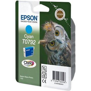 Epson T0792 azurová (C13T07924010)
