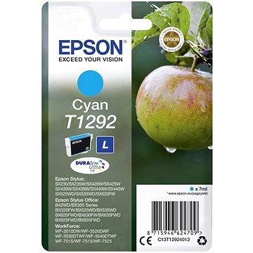 Epson T1292 azurová (C13T12924012)