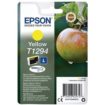 Epson T1294 žlutá (C13T12944012)