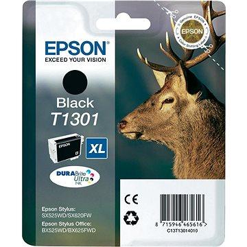 Epson T1301 černá (C13T13014012)