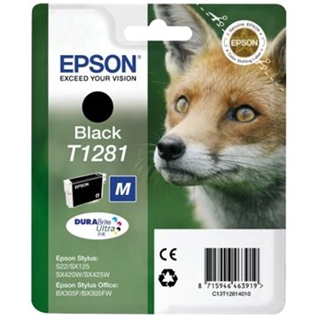 Epson T1281 černá (C13T12814012)