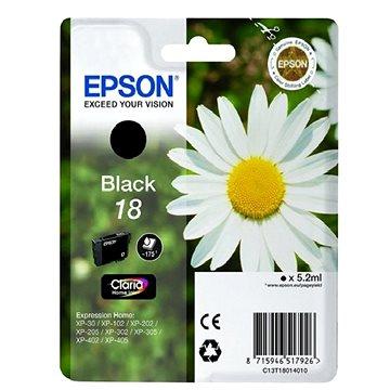 Epson T1801 černá (C13T18014012)