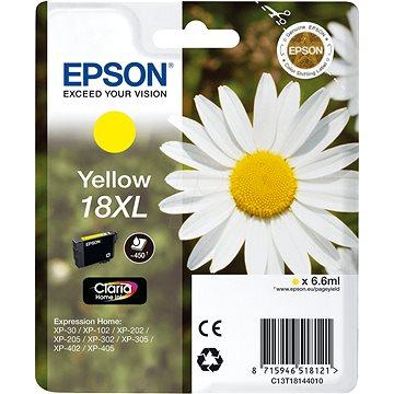Epson T1814 žlutá (C13T18144012)