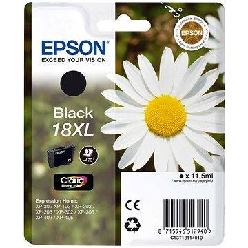 Epson T1811 černá (C13T18114012)