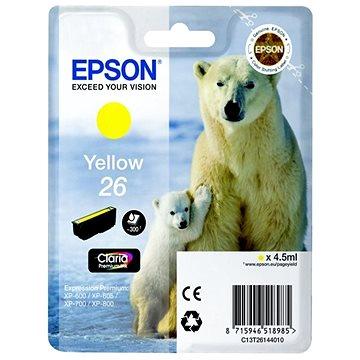 Epson T2614 žlutá (C13T26144012)