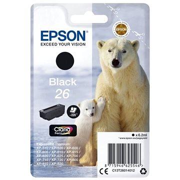 Epson T2601 černá (C13T26014012)