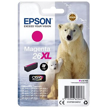Epson T2633 purpurová (C13T26334012)