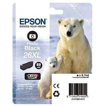 Epson T2631 černá (C13T26314012)