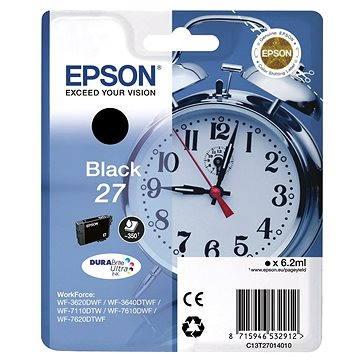Epson C13T27014010 černá 27