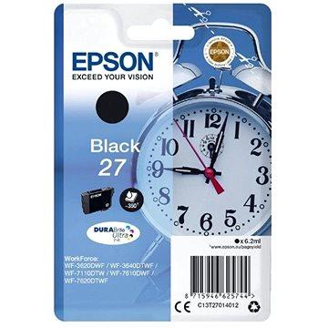 Epson C13T27014010 černá 27 (C13T27014012)