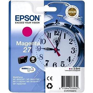 Epson C13T27034010 purpurová 27