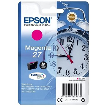 Epson C13T27034010 purpurová 27 (C13T27034012)