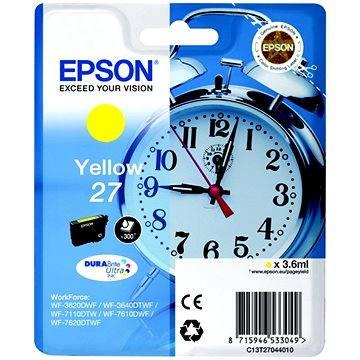 Epson C13T27044010 žlutá 27