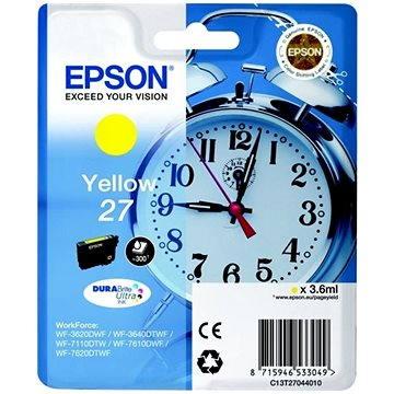 Epson T2704 žlutá 27 (C13T27044012)