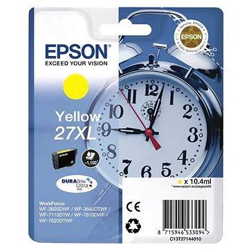 Epson C13T27144010 žlutá 27XL