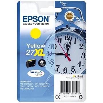 Epson C13T27144010 žlutá 27XL (C13T27144012)