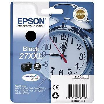 Epson T2791 černá 27 XXL (C13T27914012)