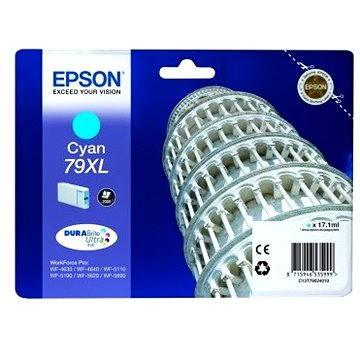 Epson T7902 79XL azurová (C13T79024010)
