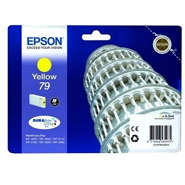 Epson C13T79144010 79 žlutá (C13T79144010)