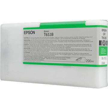 Epson T653B zelená (C13T653B00)