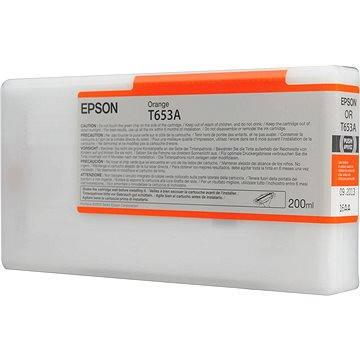 Epson T653A oranžová (C13T653A00)