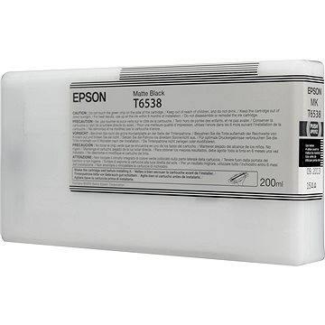 Epson T6538 matně černá (C13T653800)