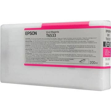 Epson T6533 purpurová (C13T653300)