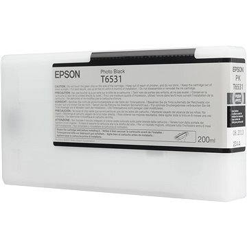 Epson T6531 foto černá (C13T653100)