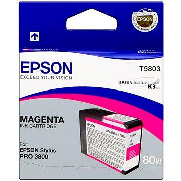 Epson T580 purpurová (C13T580300)