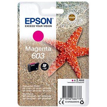 Epson 603 purpurová (C13T03U34010)