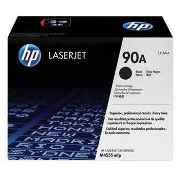 HP CE390A č. 90A černý (CE390A)