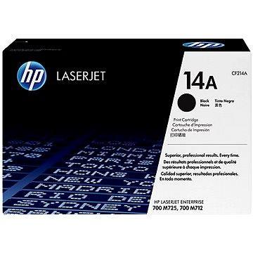 HP CF214A č. 14A černý (CF214A)