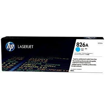 HP CF311A č. 826A azurový (CF311A)