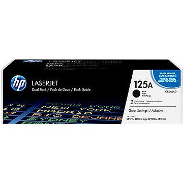 HP CB540AD dual pack
