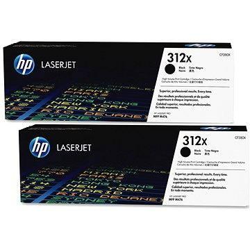 HP CF380XD č. 312X Dual Pack