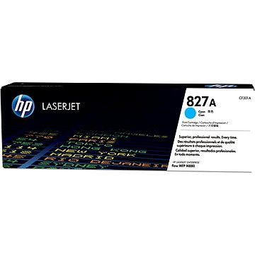 HP CF301A č. 827A azurový