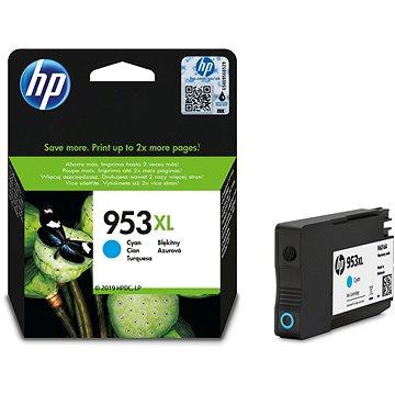 HP 953XL č. F6U16AE azurová